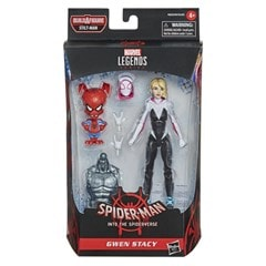 Gwen Stacy: Spider-Man: Into The Spider-Verse Marvel Action Figure - 2
