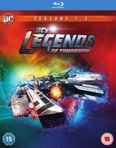 DC's Legends of Tomorrow: Seasons 1-3 - 1