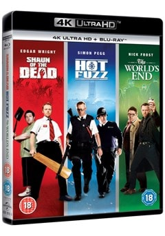 Shaun of the Dead/Hot Fuzz/The World's End - 2