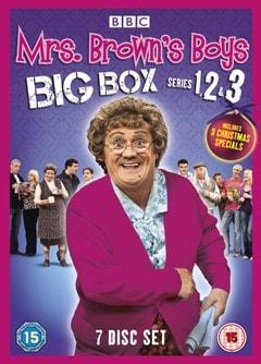Mrs Brown's Boys: Series 1-3 - 1