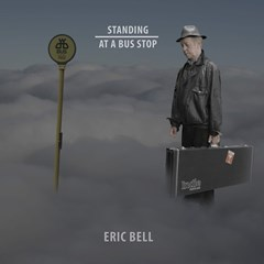 Standing at a Bus Stop - 1