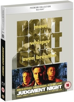 Judgment Night (hmv Exclusive) - The Premium Collection - 2