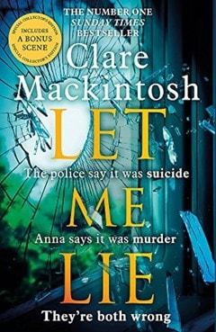 Let Me Lie - 1