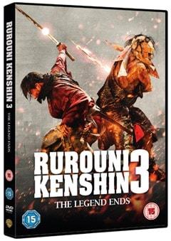 Rurouni Kenshin: The Legend Ends - 2