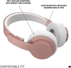 Urbanista Seattle Rose Gold Bluetooth Headphones - 2