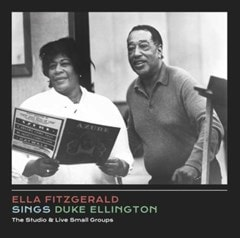 Sings Duke Ellington - 1