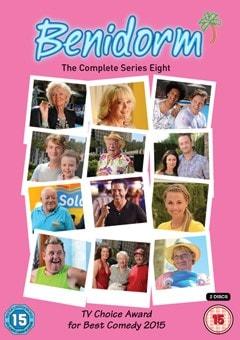 Benidorm: The Complete Series 8 - 1