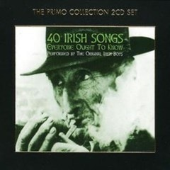 40 Irish Songs Everyone Ought to Know - 1