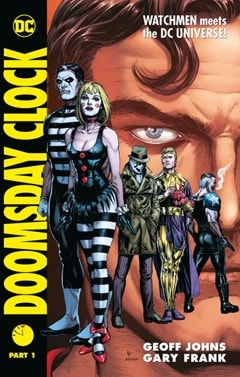 Superman: Doomsday Clock Part 1 - 1