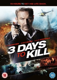 3 Days to Kill - 1