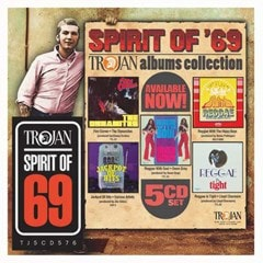 Spirit of '69: The Trojan Albums Collection - 1