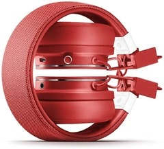 Urbanears Plattan II Tomato Red Bluetooth Headphones - 2
