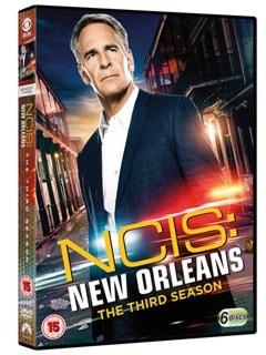 NCIS New Orleans: The Third Season - 2
