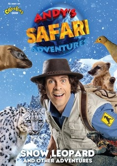 Andy's Safari Adventures:Snow Leopard and Other Adventures - 1