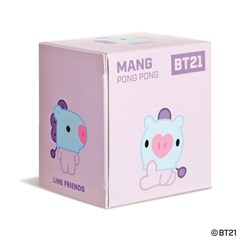 Mang Baby Pong Pong: BT21 Soft Toy - 3
