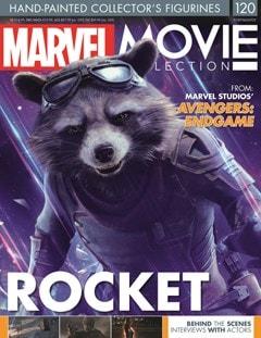 Rocket Figurine: Special Marvel Hero Collector - 5