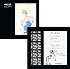 On&On: Clear Vinyl + Free Remix CD (LRS IAOTY) - 2