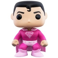 Superman (349) Breast Cancer Awareness DC Pop Vinyl - 1