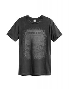 Metallica The Black Album Unisex T-Shirt: Black (Large) - 1