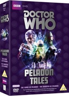 Doctor Who: Peladon Tales - 1