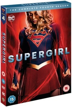 Supergirl: The Complete Fourth Season - 2