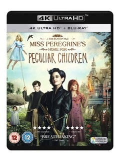 Miss Peregrine's Home for Peculiar Children - 1