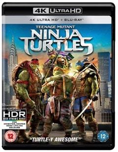 Teenage Mutant Ninja Turtles - 1