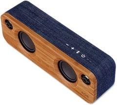House Of Marley Get Together Mini Denim Bluetooth Speaker - 2