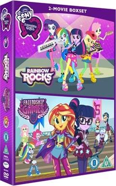 My Little Pony: Equestria Girls - Rainbow Rocks/Friendship Games - 2