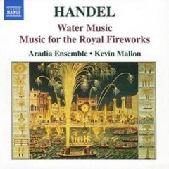 Water Music, Music for the Royal Fireworks (Mallon) - 1