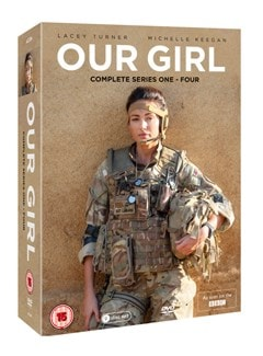 Our Girl: Series 1-4 - 2