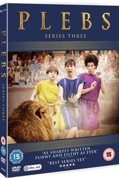 Plebs: Series Three - 2