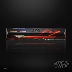 Star Wars The Black Series: Darth Sidious Force FX Lightsaber - 5