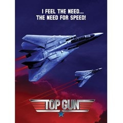 Top Gun: Need For Speed Jets Canvas Print - 1