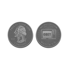 They Live: Collector's Coin - 3