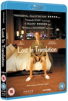 Lost in Translation - 1