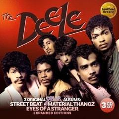 Street Beat/Material Thangz/Eyes of a Stranger - 1