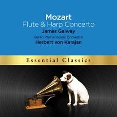 Mozart: Flute & Harp Concerto - 1