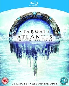 Stargate Atlantis: The Complete Seasons 1-5 - 1