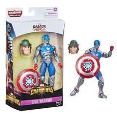 Civil Warrior: Contest Of Champions: Marvel Gamer Verse Action Figure - 3