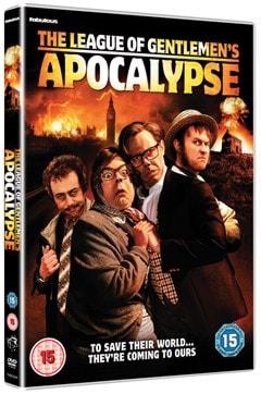 The League of Gentlemen's Apocalypse - 2