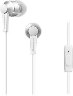 Pioneer C3 White Earphones - 1