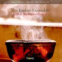 The Erebus Ensemble: Live at the Clifton Festival - 1