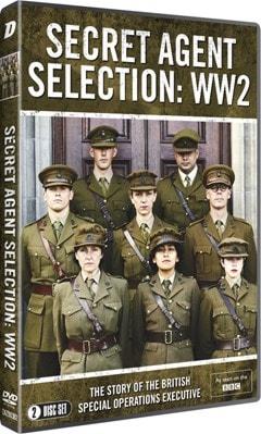 Secret Agent Selection: WW2 - 2