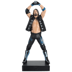 AJ Styles: WWE Championship Figurine: Hero Collector - 1