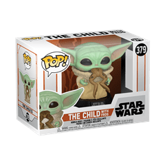 The Mandalorian: The Child with Frog (379) Star Wars Pop Vinyl - 2