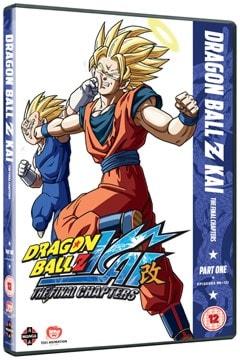 Dragon Ball Z KAI: Final Chapters - Part 1 - 2