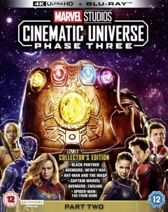 Marvel Studios Cinematic Universe: Phase Three - Part Two - 1