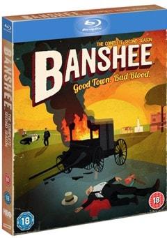 Banshee: The Complete Second Season - 2