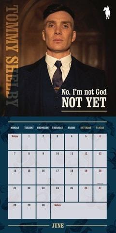 Peaky Blinders: Square 2021 Calendar - 2